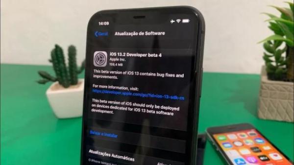 苹果再推iOS 13测试版更新,正式版或下周就来!