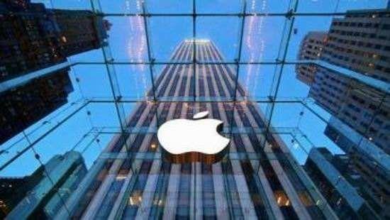 苹果市值正式突破11000亿美元!