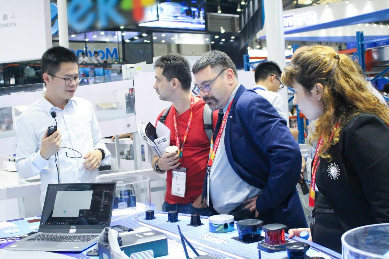CeMAT ASIA 2019,仙知机器人为何会与众不同?