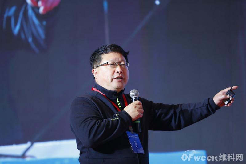 南京长空科技总监黄大庆:无人机+物联网+5G+人工智能