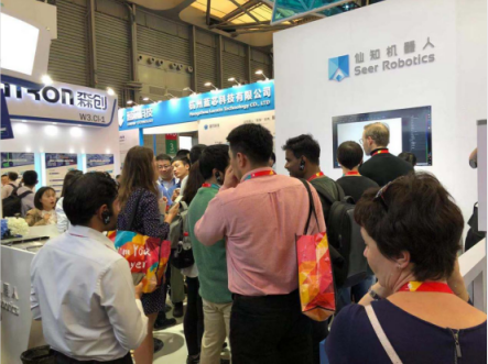CeMAT ASIA 2019|仙知机器人完美收官,下一站再见