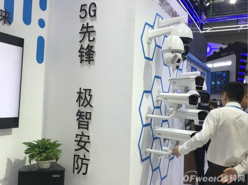 安博会首日:AI+5G+8K会是未来安防发展趋势吗?