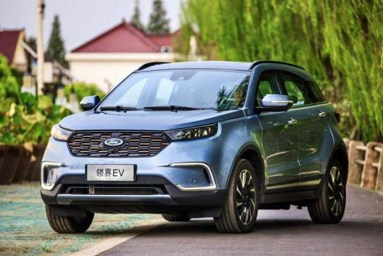 福特百年品牌底蕴 打造高安全标准领界EV