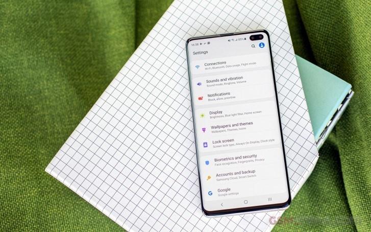 """向iPhone 11学习:三星在S10系列OneUI 2中新增""""Slofie""""功能"""