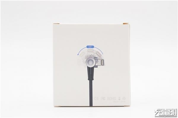 180°自由旋转秒变游戏神器:LinkPo磁吸充电线上手体验