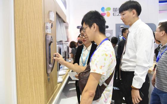 安全智能家居专家萤石携新品亮相2019深圳安博会