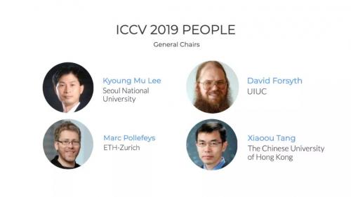 商汤科技57篇论文入选ICCV 2019,13项竞赛夺冠