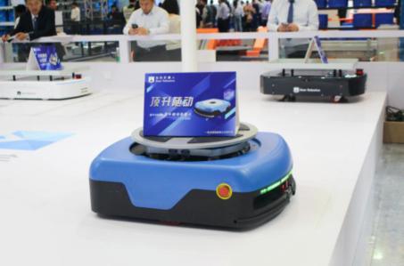 CeMAT ASIA 2019|我们不一样,仙知机器人独特展现精彩回顾