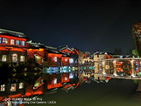 华为Mate30系列5G版直播乌镇戏剧节,科技让大众感受戏剧魅力