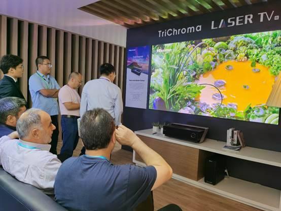 三家公司同时发布激光电视新品,这是咋了?