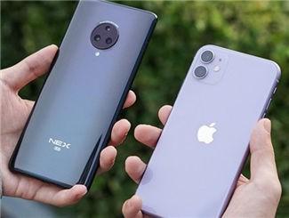 vivo NEX 3對比iPhone11評測