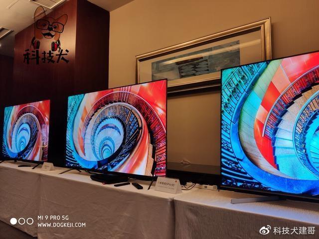 小米电视5 Pro真机抢先曝光:支持HDR 10+,细节真实丰富