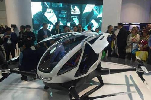 载人无人机第一股!AAV市场即将爆发