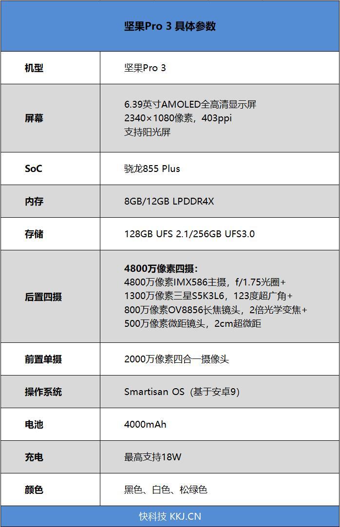 坚果Pro 3评测:锤子科技的起死回生之作