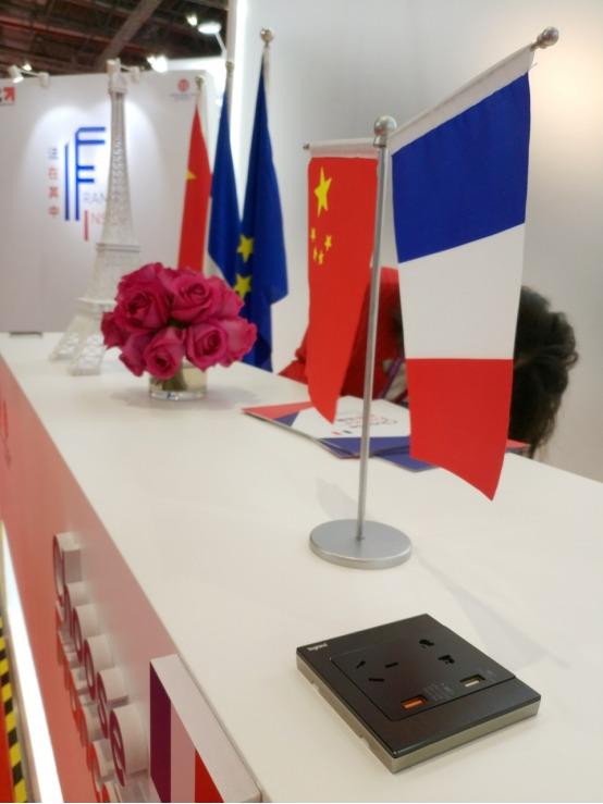 电气领域代表企业罗格朗集团携重点产品盛装亮相进博会