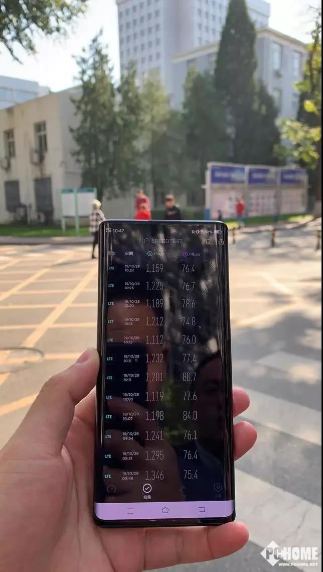 5G正式商用速率实测:中国移动表现最佳