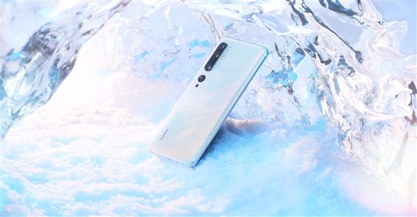 小米CC9 Pro使用维信诺双曲面屏 业内:国内最牛OLED研发团队