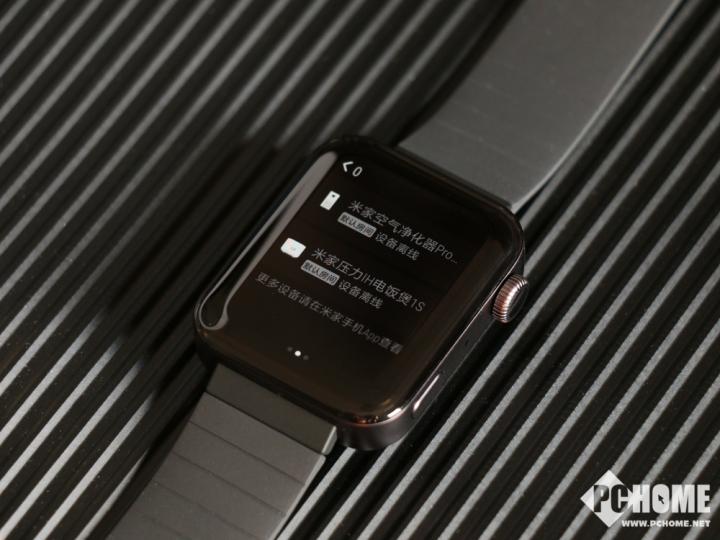 小米手表体验:智能穿戴独立化迈出一大步
