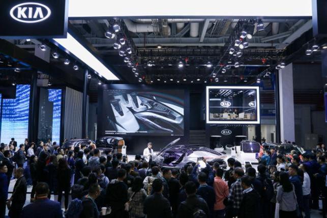 年轻化设计及智慧科技领航 起亚汽车参展进博会 引领未来移动出行