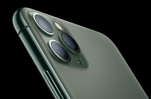 玩华为玩剩的?苹果明年将为iPhone/iPad后摄配备ToF传感器