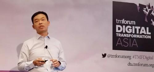 华为iMaster NAIE携手中国电信海牛平台亮相2019 TMF亚太峰会