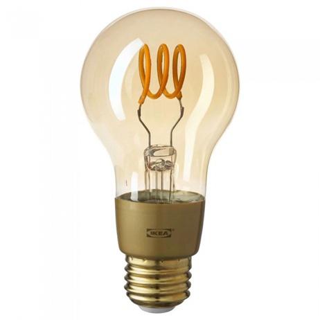 宜家的首款低价智能装饰灯泡上市