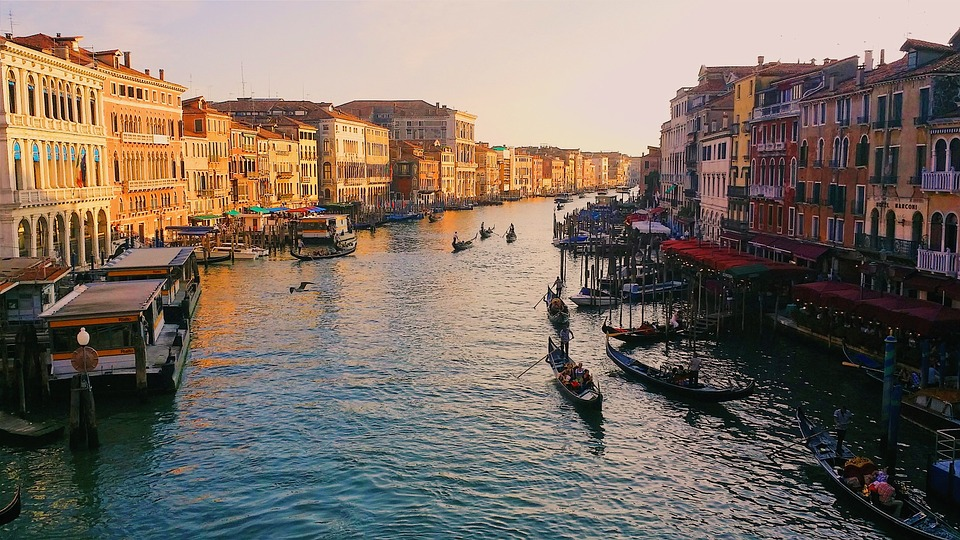 威尼斯80%被淹 原因竟然是这个!