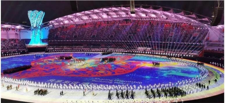 武汉军运会展中国风采,海云数据凭安保平台获武汉市局赞誉
