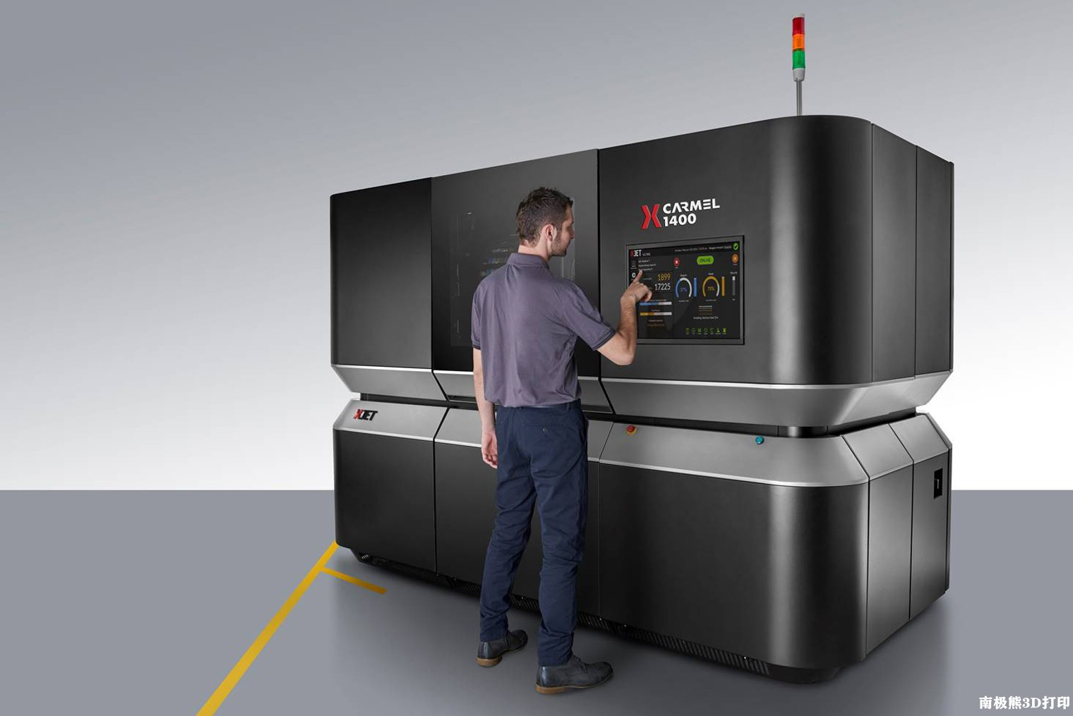 鲁汶大学安装XJet CARMEL 1400C,探索医学陶瓷3D打印应用