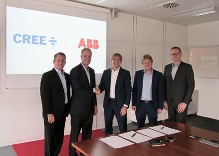 科锐与ABB宣布SiC合作,提供汽车和工业领域解决方案