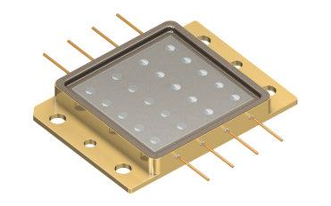 多晶粒激光器封装