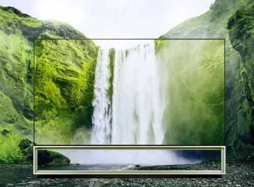 30多万,你选择买车还是买8k电视?