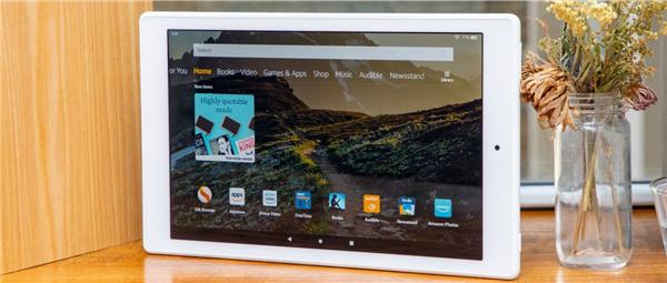 平板电脑Kindle FireHD 10评测 亚马逊史上最佳平板电脑?