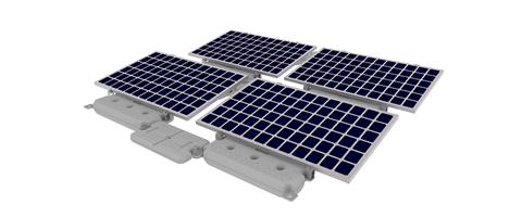 到2024年 全球漂浮式光伏电站装机容量将达4.13GW