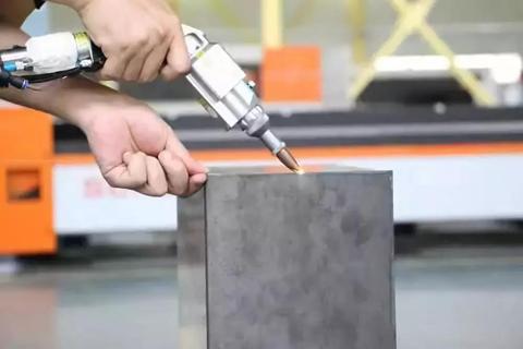 激光器国产化进程加快,手持式激光焊接应用将迎来爆发