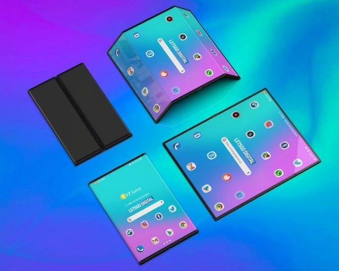 双折叠+四摄:小米新折叠屏手机稳了!