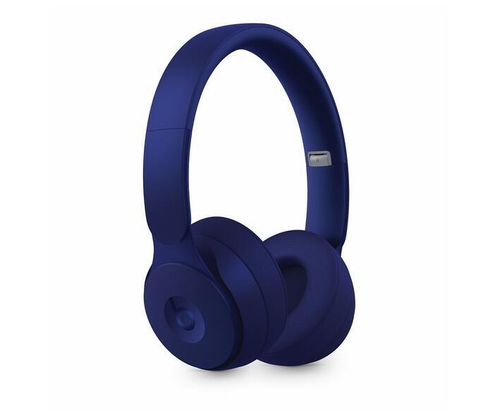 苹果全新Beats Solo Pro头戴耳机:折叠开关,续航可达40小时
