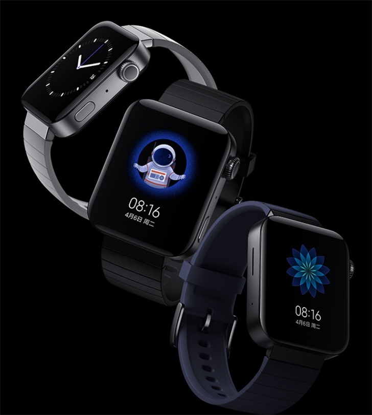 小米手表充电问题将于12月初通过OTA升级一次性解决