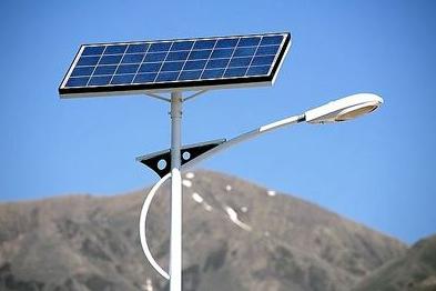 太阳能路灯是用什么电池?