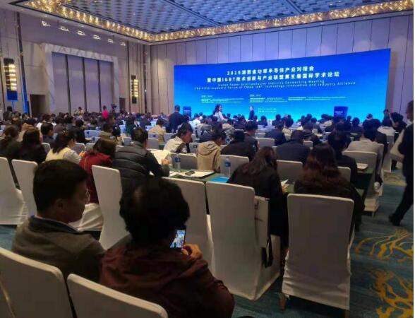 中科同志真空回流焊炉亮相第五届IGBT国际论坛