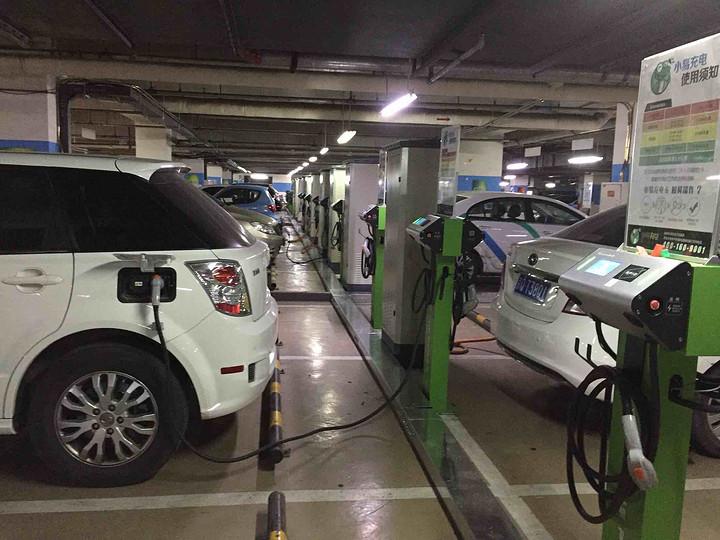 充电桩市场进入下半场,未来或只剩3-5家