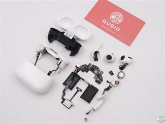 蘋果AirPods Pro國行版拆解:上乘佳