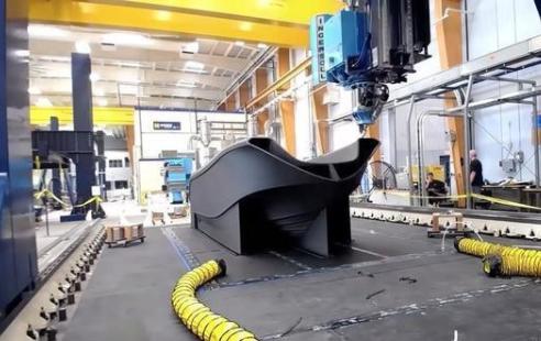从古老造船业看3D打印 开发应用场景成发展关键所在