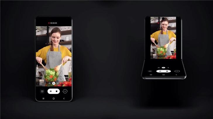 三星新款翻盖式可折叠手机:将采用1亿像素+5倍光学变焦