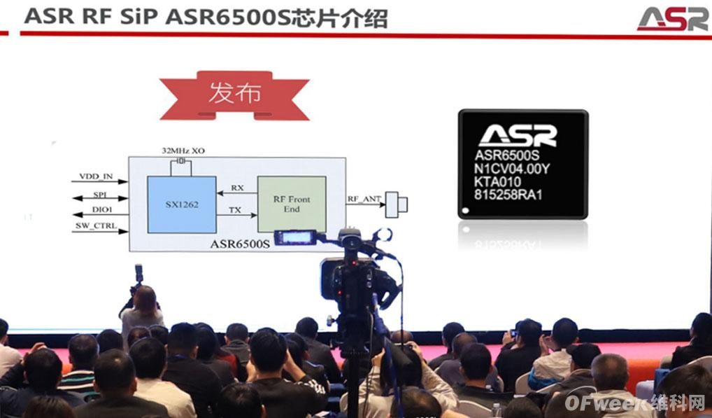 翱捷科技再获物联网行业大奖,新品ASR6500S芯片同步发布