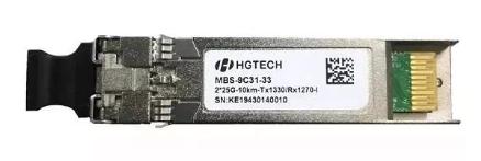 华工科技25GBASE DSFP产品,满足5G传输对光模块的需求