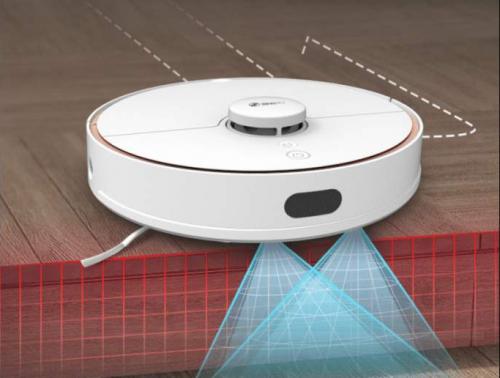 "3D传感技术为扫地机器人安上AI之眼 从此智能不""智障"""