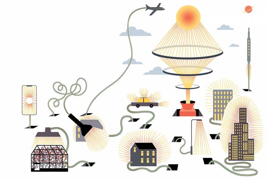 约翰·霍普金斯大学开发实惠、可伸缩太阳能微型集中器,推动商业发展