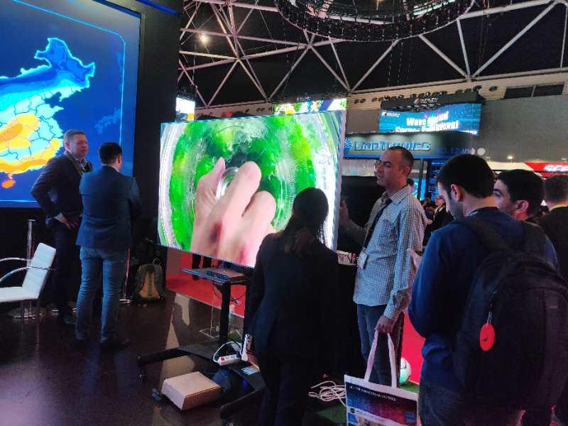 易事达推出首个成熟mini LED商业应用 多项技术艳惊ISE全场