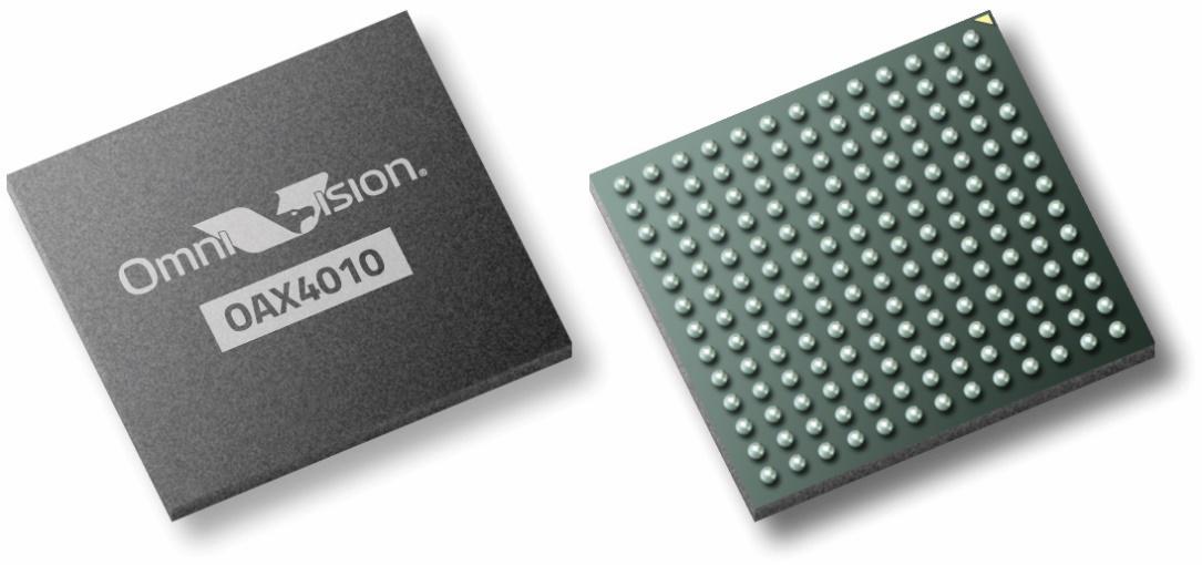 豪威科技推出汽车图像信号处理器OAX4010:搭载最新HDR和LFM引擎组合算法-芯智讯